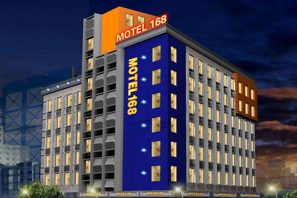 莫泰168酒店