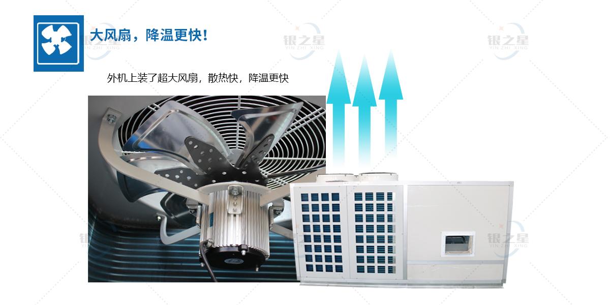 屋顶式空调机组