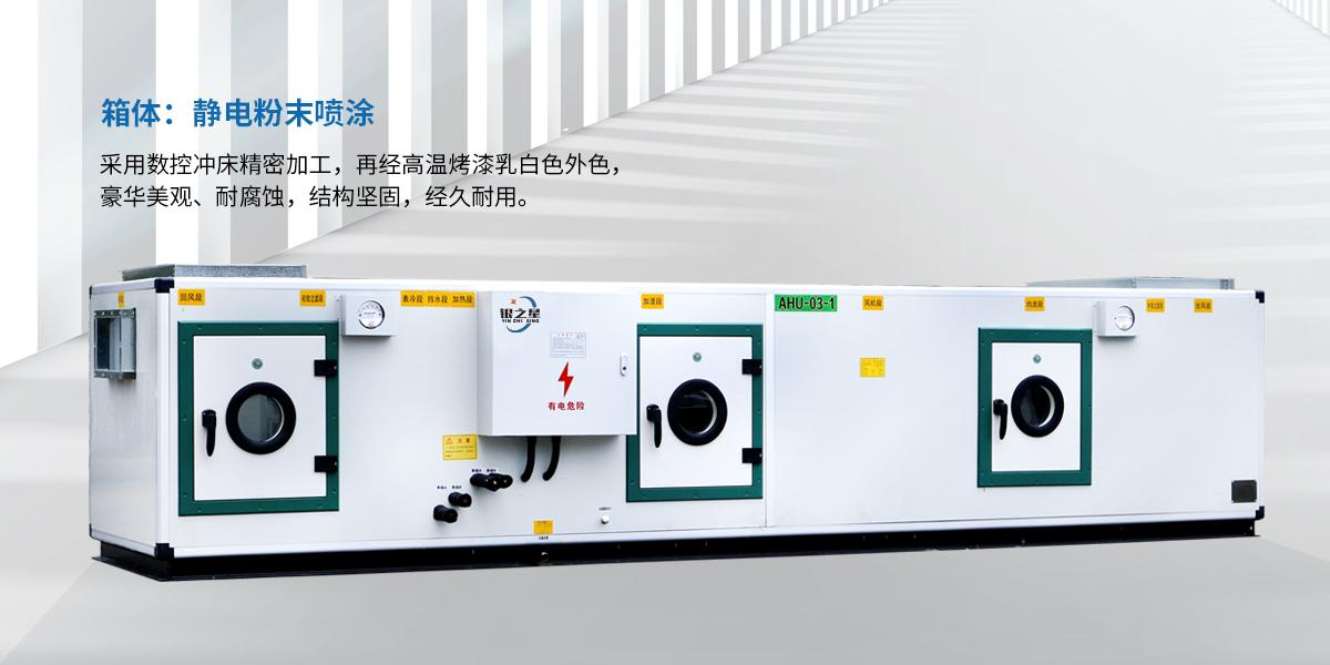 ZJLFD系列风冷直膨式洁净空调机组